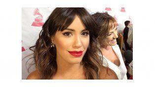 Lali Espósito deslumbró con su look en los Grammy Latinos 2015