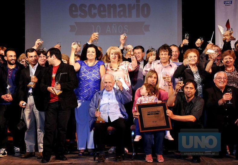 La edición del 10º Aniversario. (Foto: Archivo UNO)