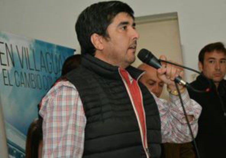 Fuertes respondió a las críticas y ratificó su apoyo a Scioli