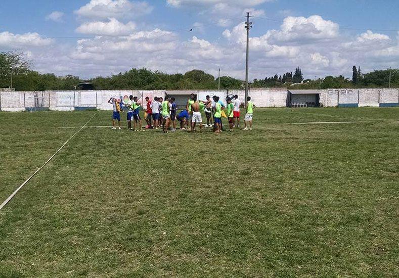 Sportivo Urquiza se prepara para el clásico