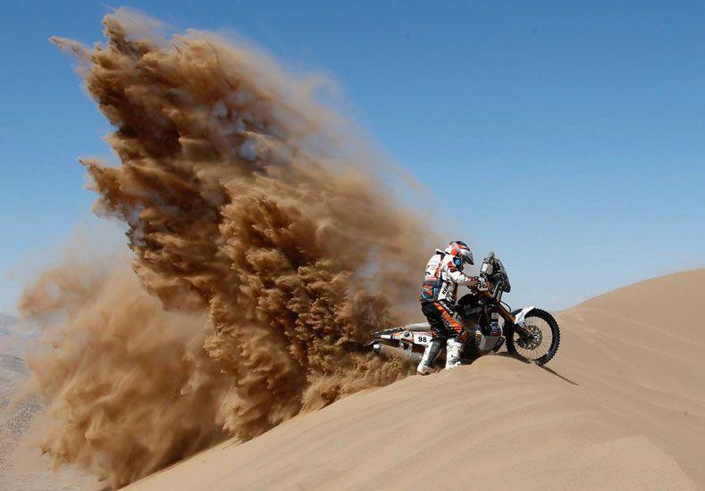 Se dio a conocer el recorrido del Rally Dakar 2016
