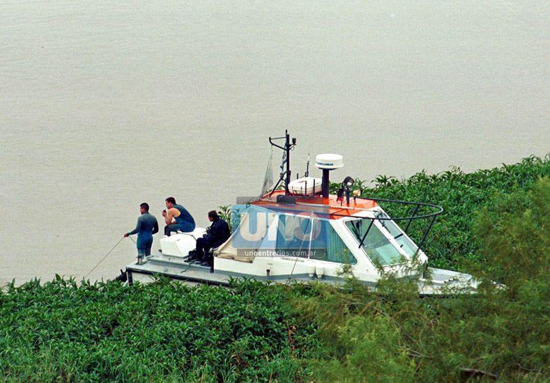 Encontraron un cuerpo en el río Paraná que sería del joven deseparecido el domingo