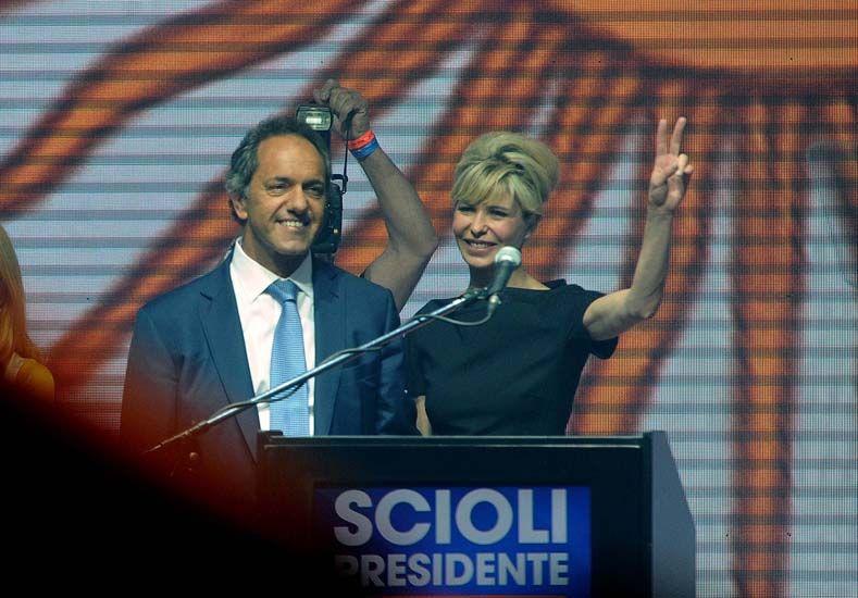 En la recta final de la campaña, Scioli hará una caravana en Paraná