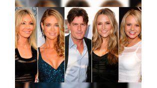 ¿Qué dijeron las ex novias de Charlie Sheen sobre que es HIV positivo?