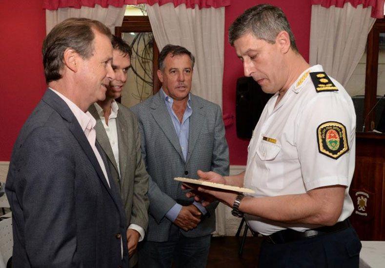 Bordet promete que profundizará la prevención del delito