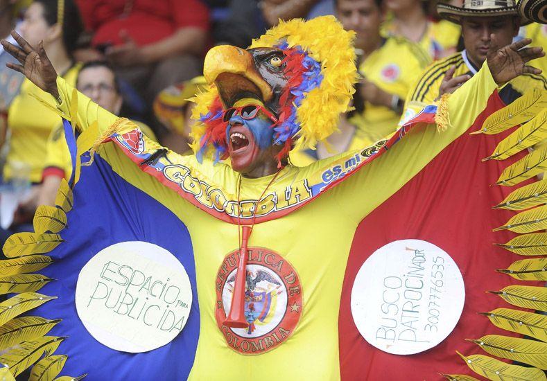 Argentina derrotó a Colombia en Barranquilla y por fin conoció la victoria