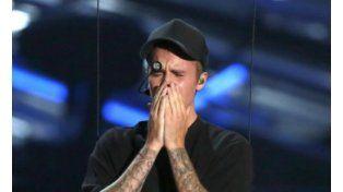Justin Bieber, quebrado por la muerte de un amigo en París