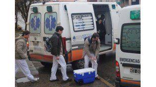 Operativos. El fin de semana hubo dos nuevas donaciones de órganos en Entre Ríos.