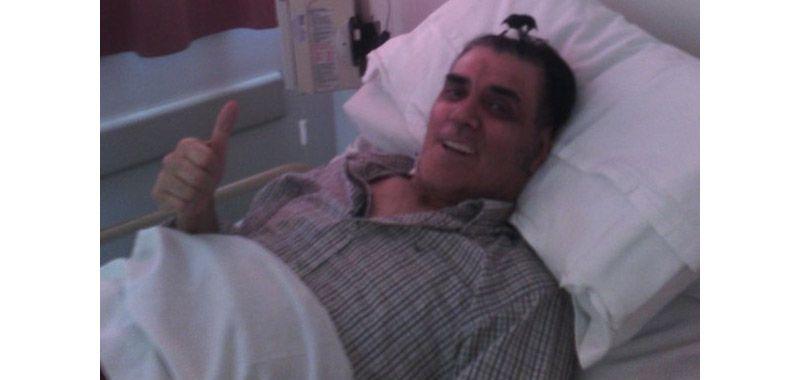 La salud de Pocho la Pantera: reveló que tiene cáncer de riñón