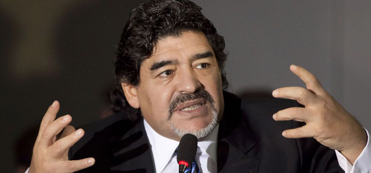 Diego Maradona volvió a operarse para bajar de peso