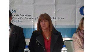 Presidenta del Consejo General de Educación