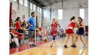 La del fin de semana fue la edición 15ª de la competencia de Maxibásquet.