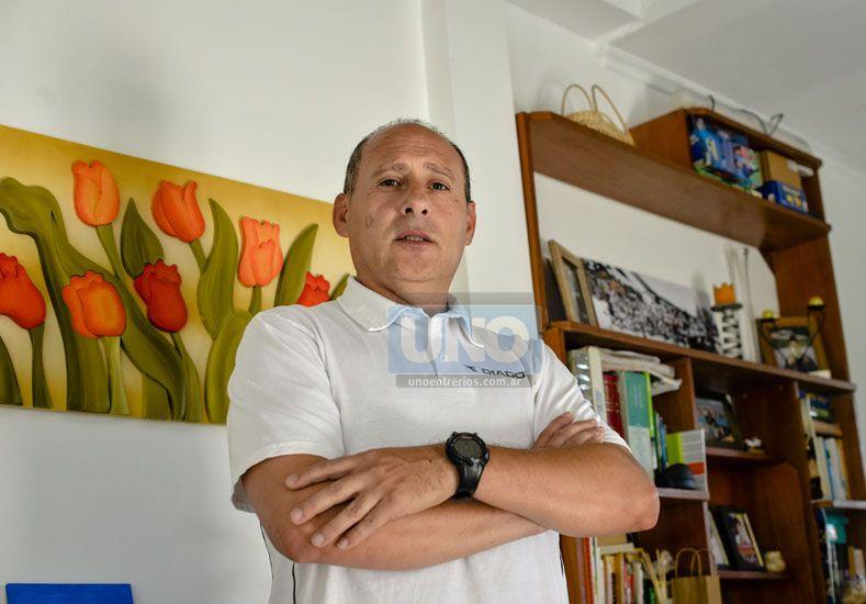 """""""La sociedad futbolera no está preparada para que un árbitro diga con qué club simpatiza"""""""