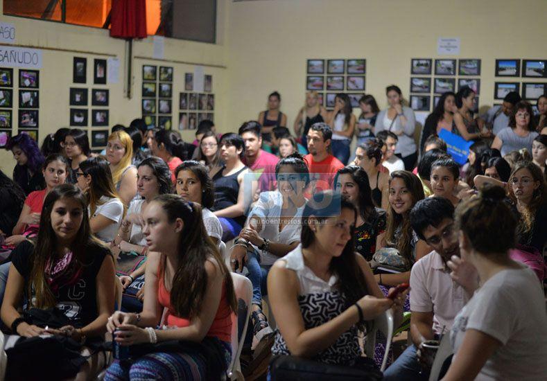 Muestra. La Uader mostró los trabajos realizados por los alumnos.   Foto UNO/Juan Manuel Hernández