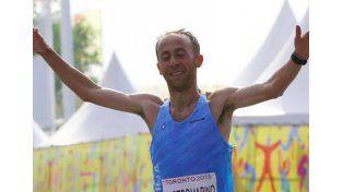 Mastromarino consiguió el pasaje a los Juegos Olímpicos