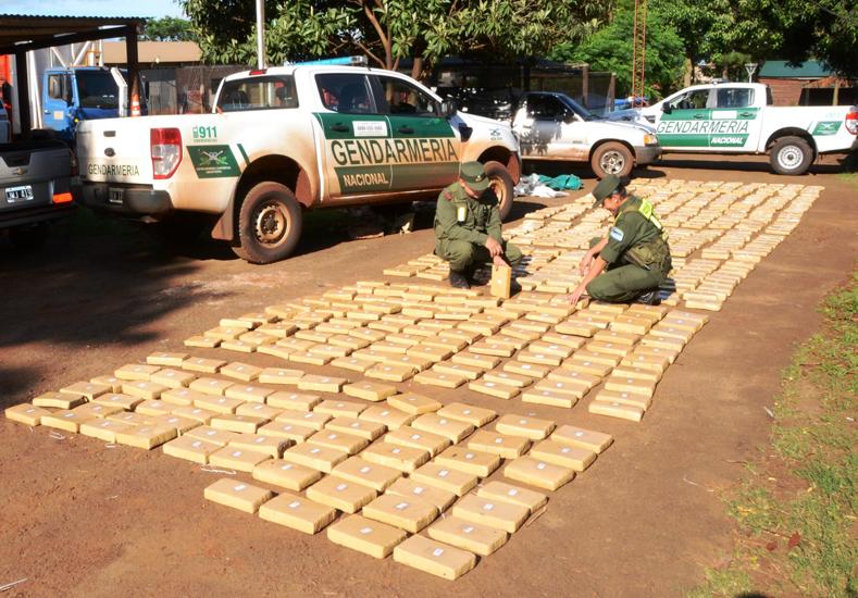 Foto: Gendarmería Nacional