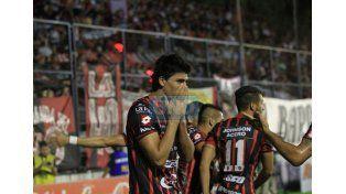 La gran figura del partido fue Matías Quiroga