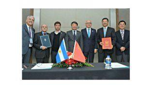 Argentina y China firmaron acuerdos para la construcción de dos nuevas centrales nucleares