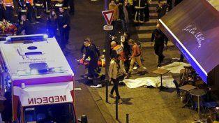 Le Bataclan: el video más dramático de los ataques terroristas en París