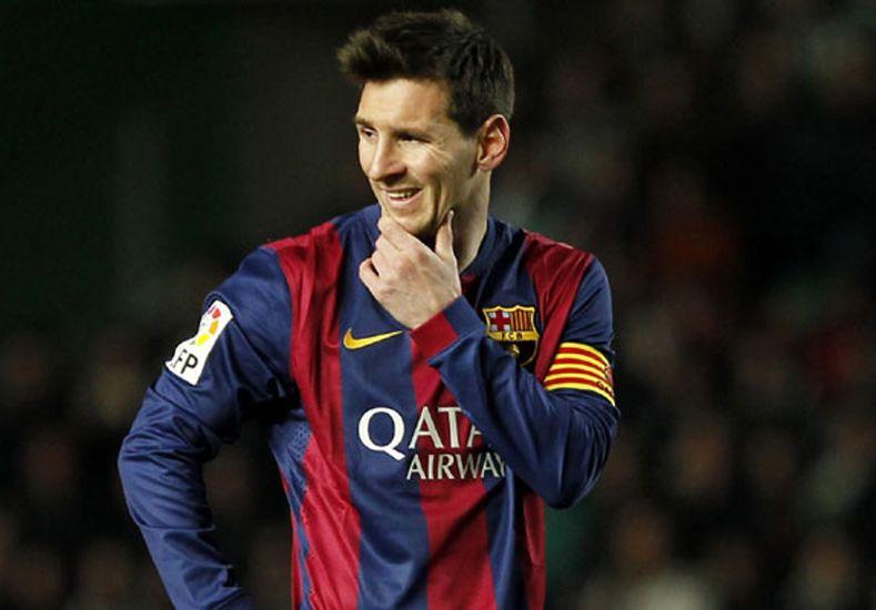 Premio al mejor deportista del año: Messi competirá contra un caballo