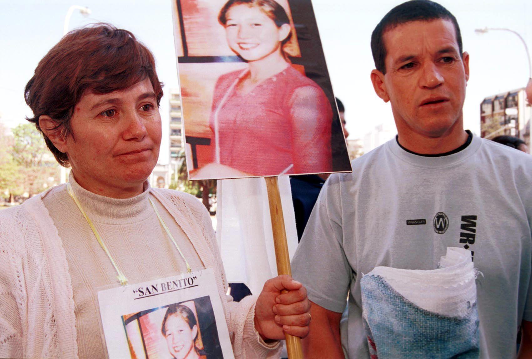 El secuestro de Fernanda, un estigma en la Policía y la Justicia
