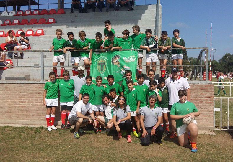 TILCARA. La M12 de Tilcara formó parte del encuentro multitudinario en el Jockey de Córdoba