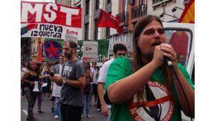 La izquierda entrerriana también convoca a votar en blanco en el balotaje
