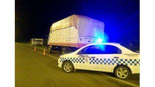 Buscaban a El Chapo Guzmán en Entre Ríos, detuvieron un camión y se llevaron una sorpresa