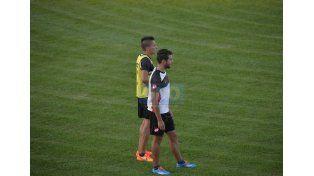 Alejandro Almada jugaría su primer encuentro como titular en la temporada.   Foto UNO/Mateo Oviedo