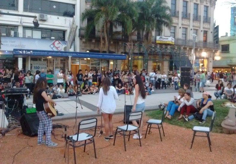 Multicultural. En Plaza 1° de Mayo habrá intervenciones artísticas