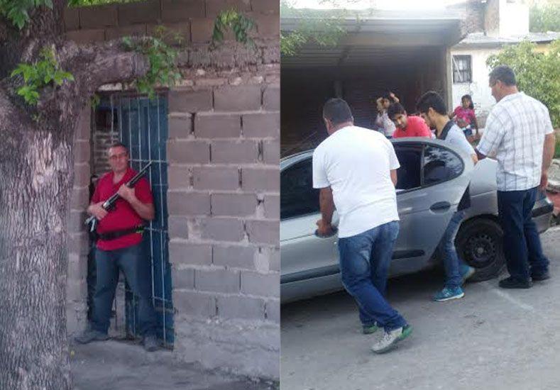 Dos detenidos tras un allanamiento en el que incautaron cocaína y marihuana en Paraná