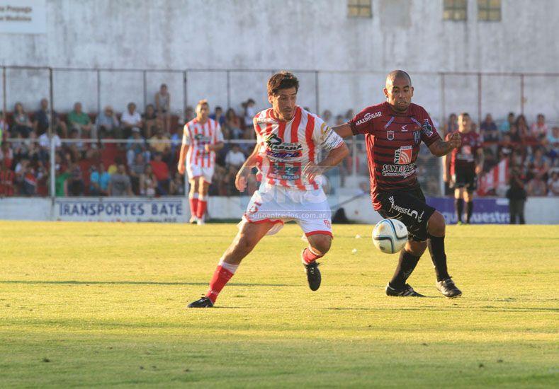 Pablo Lencioni aseguró que el Decano jugará el clásico como si fuese una final.   Foto UNO/Juan Ignacio Pereira