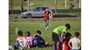 La Escuela del Matador arrancó pisando fuerte.    Foto UNO/Mateo Oviedo
