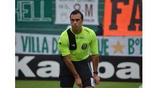 Jorge Baliño será el árbitro del clásico entre Patronato y Paraná