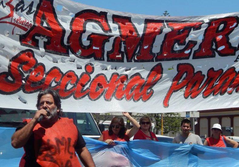 Foto: Archivo/Agmer Paraná