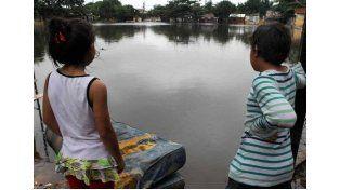 Unicef teme que 11 millones de menores sufran las consecuencias del fenómeno El Niño