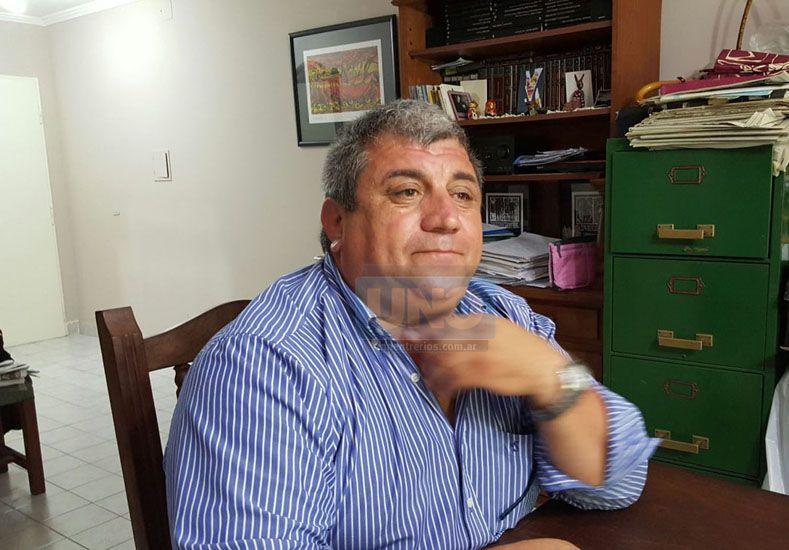 Abogado santafesino Jorge Questa de 54 años