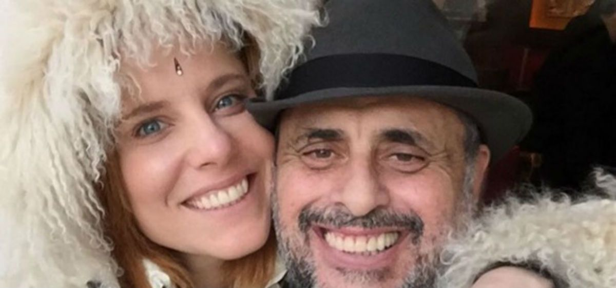 Agustina Kämpfer escrachó a Jorge Rial con una foto íntima