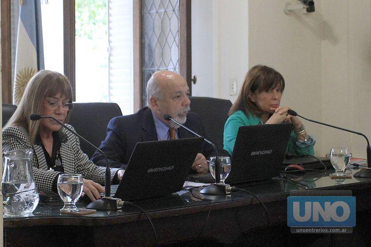 El Tribunal Oral está integrado por Noemí Berros
