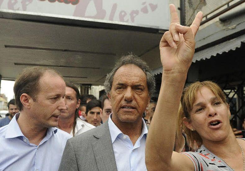 Scioli afirmó que los referentes de Macri son gerentes de empresas internacionales