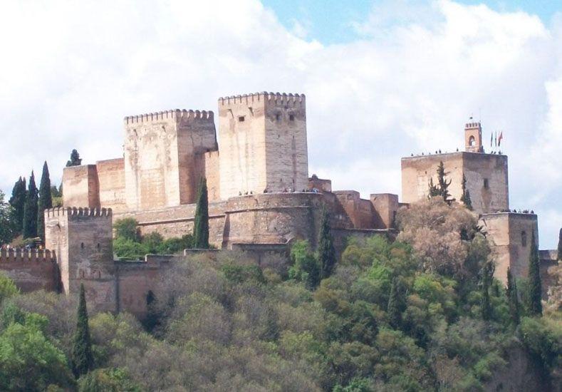 Geométrica. La Alhambra