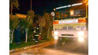 Un hombre murió atrapado entre las llamas de un incendio.  Foto: La Calle
