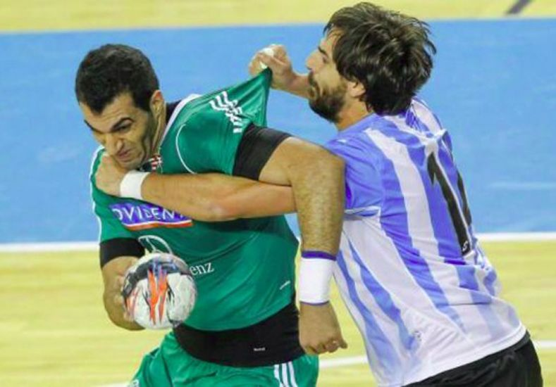 Argentina perdió la final de la Provident Cup