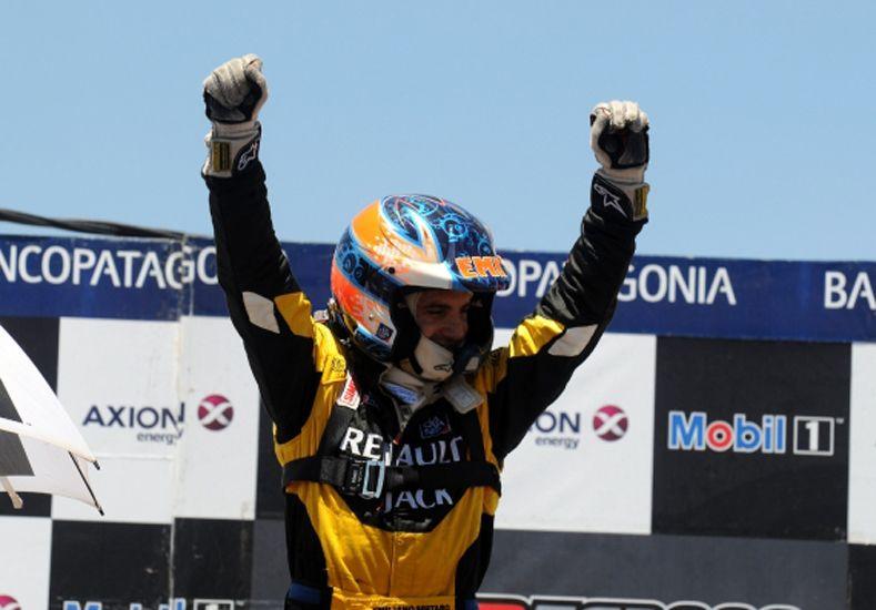 Emiliano Spataro volvió a la victoria en Mendoza