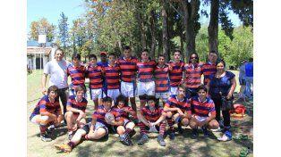 Los equipos pertenecen a la divisional M15.  Foto UNO/Diego Arias