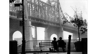 """Icónica. La clásica toma de un amanecer en """"Manhattan""""."""