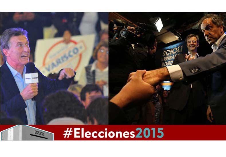 Centralismo. El autor advierte sobre las coincidencias de Mauricio Macri y Daniel Scioli.