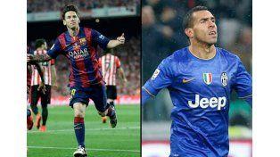 Los argentinos son candidatos al mejor gol del año