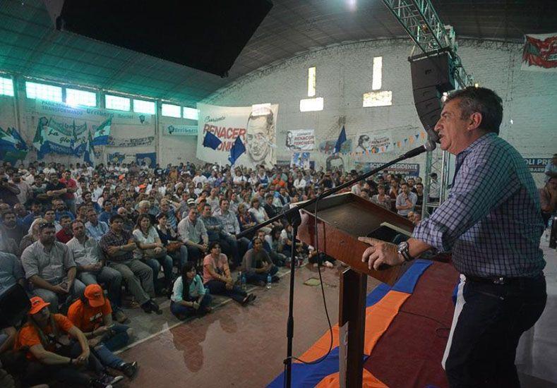 Urribarri: Hay una sola persona procesada por hacer una campaña sucia y es Durán Barba
