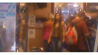 De shopping mientras Matías continúa internado